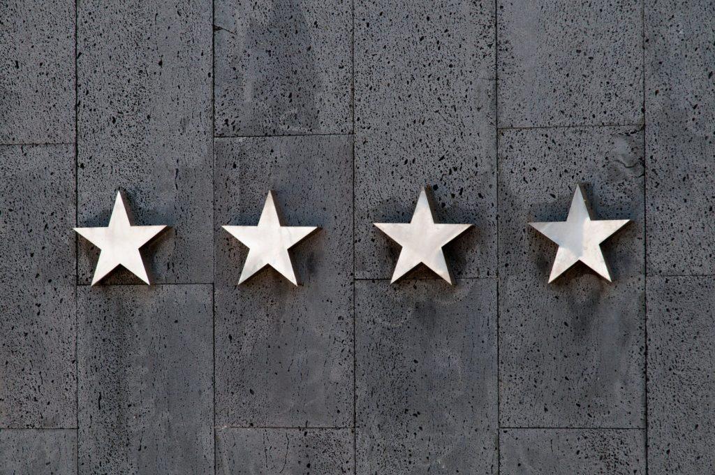 Sterne Hotel Bewertungen
